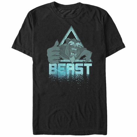 Beauty and the Beast Roar T-Shirt