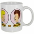 Beavis and Butthead Logo Mug