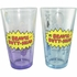 Beavis and Butthead Wrestling Pint Glass Set