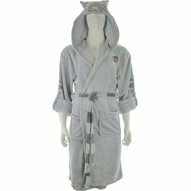 Big Bang Theory Soft Kitty Adult Hooded Robe