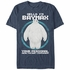 Big Hero 6 Baymax Greeting T-Shirt