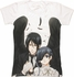 Black Butler Ciel and Sebastian Juniors T-Shirt