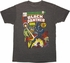Black Panther Comic Cover 2nd Big Issue T-Shirt