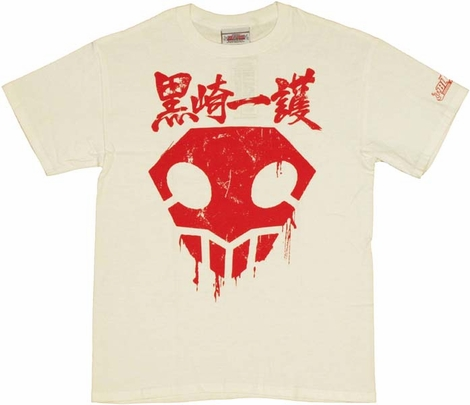 Bleach Hollow Symbol T Shirt