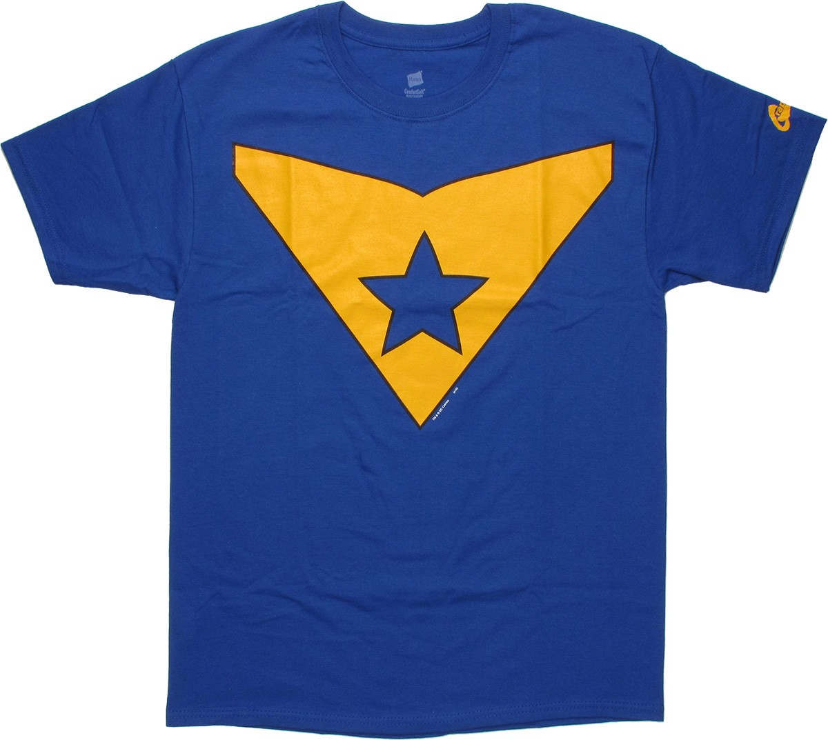 Booster gold symbol t shirt for Booster t shirt reviews