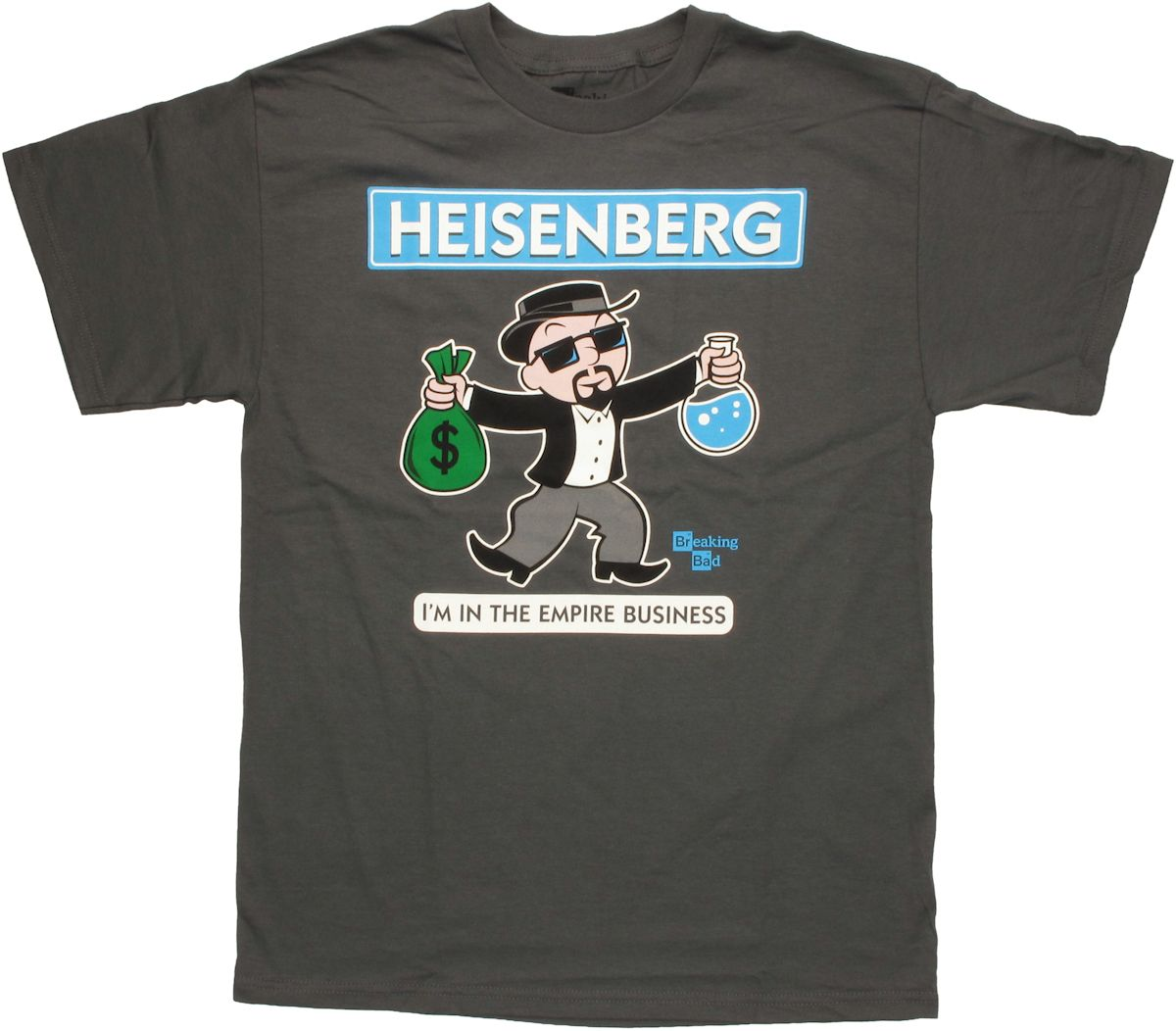 Breaking bad empire business t shirt for Make t shirts for your business