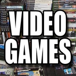 Browse Video Games Section