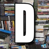 Browse Video Games Section D