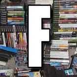 Browse Video Games Section F