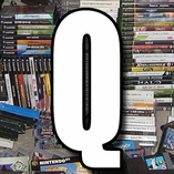 Browse Video Games Section Q