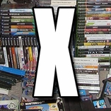 Browse Video Games Section X