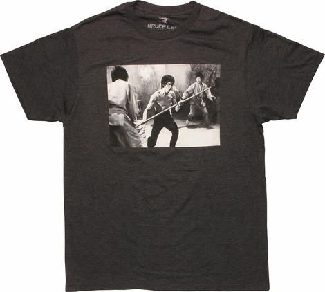 Bruce Lee What You Need is a Good Lesson T-Shirt