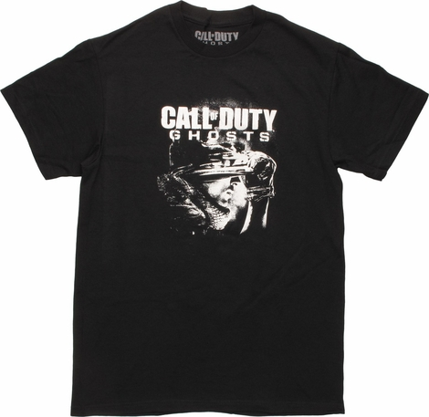 Call of Duty Ghosts Cover Art T-Shirt