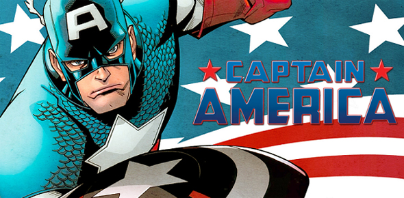 Featured Captain America