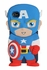 Captain America Chara-Cover 4/4S Phone Case