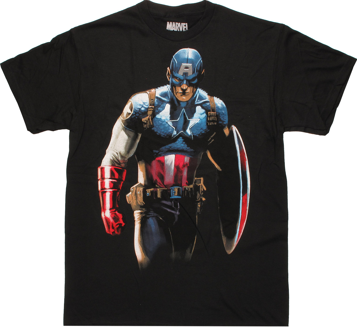 captain america glare t shirt. Black Bedroom Furniture Sets. Home Design Ideas