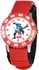 Captain America Kids Time Teacher Red Watch