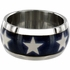 Captain America Stainless Steel Ring
