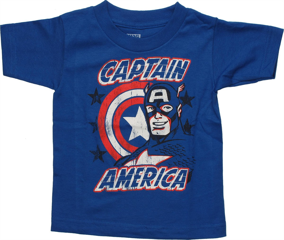 captain america vintage smile toddler t shirt. Black Bedroom Furniture Sets. Home Design Ideas