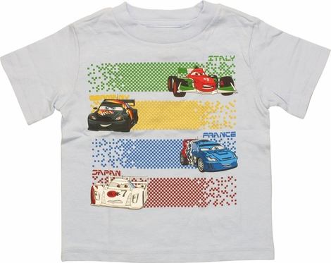 Cars International Cars and Bars Infant T-Shirt