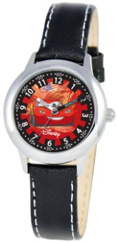 Cars Kids Time Teacher Buckle Watch