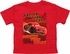 Cars McQueen Faster than Fast Toddler T-Shirt