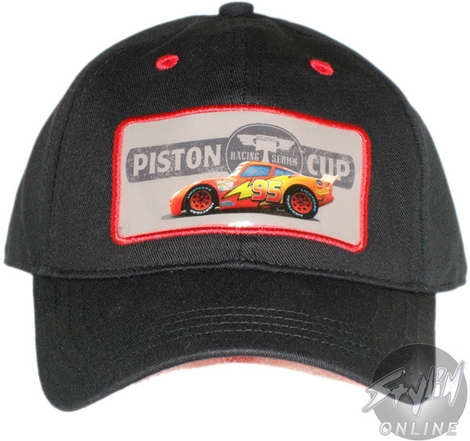 Cars Piston Cup Juvenile Hat