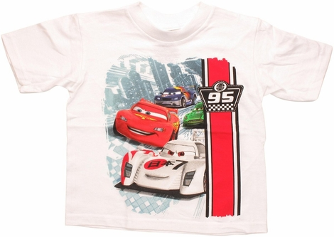Cars Shu Todoroki Leading Toddler T Shirt