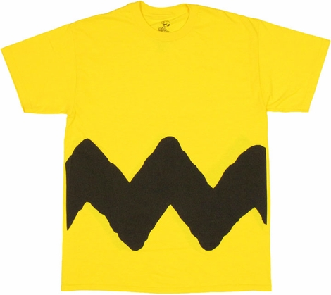 Charlie Brown Zig Zag T-Shirt