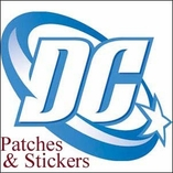 DC Comics Patches & Stickers