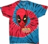 Deadpool Insufferable Tie Dye T-Shirt