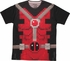 Deadpool Pixel Suit Sublimated T-Shirt