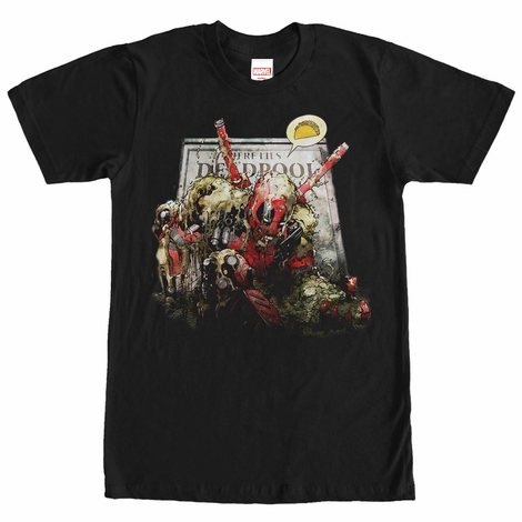 Deadpool Rise for Tacos T-Shirt