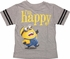 Despicable Me I'm Happy Juvenile T-Shirt