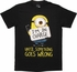 Despicable Me Minion In Charge T-Shirt