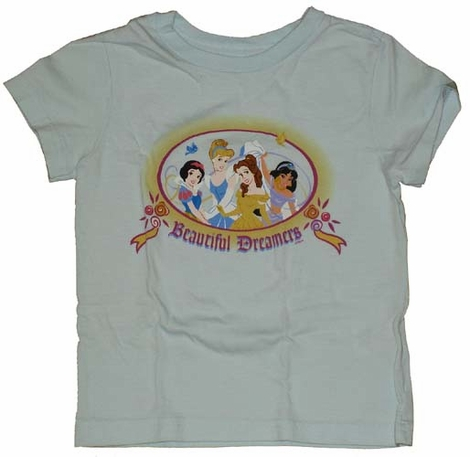 Disney Beautiful Dreamers T-Shirt