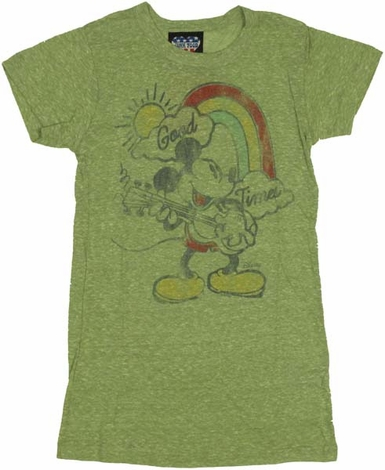 Disney Mickey Good Times Baby Tee