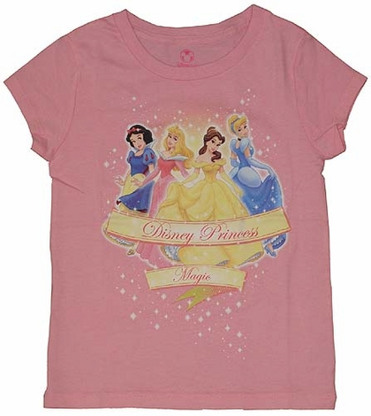 Disney Princess Magic T-Shirt