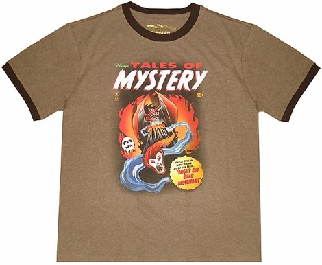 Disney Tales Of Mystery T-Shirt