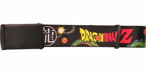 Dragon Ball Z Dragon Wrap Mesh Belt