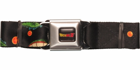 Dragon Ball Z Dragon Wrap Seatbelt Belt