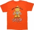 Dragon Ball Z Goku Make Me Go Super Saiyan T-Shirt