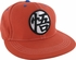 Dragon Ball Z Goku's Kanji Snapback Hat