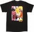 Dragon Ball Z Goku Saiyan Three Panel T-Shirt