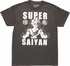 Dragon Ball Z Goku Super Saiyan Words T-Shirt