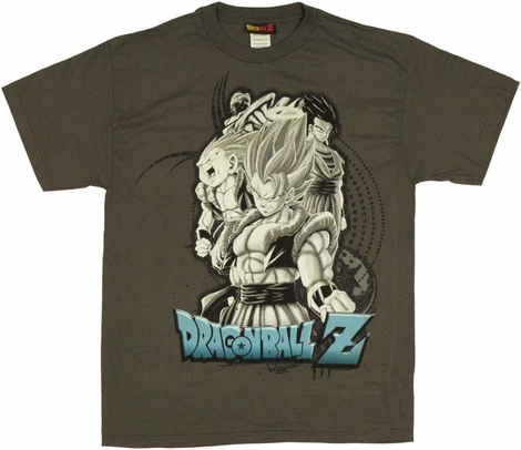 Dragon Ball Z Group T-Shirt