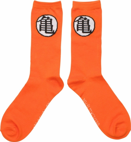 Dragon Ball Z Kame Crew Socks