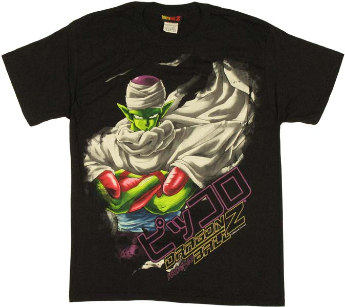 dragon ball z piccolo t shirt. Black Bedroom Furniture Sets. Home Design Ideas