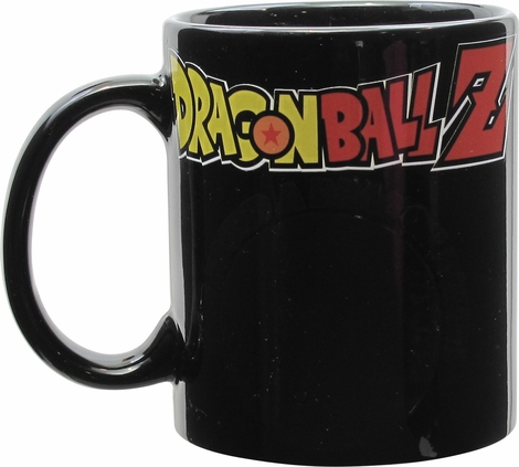 Dragon Ball Z You Found Heat Changing Mug