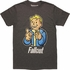 Fallout Vault Boy Vintage Heather T-Shirt